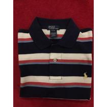 Camiseta Tipo Polo Para Niño Talla 10-12 Polo Ralph Lauren