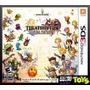 3ds Final Fantasy Theatrhythm - Nuevo Original Y Sellado!!!