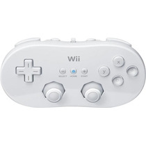 Control Classic Controller Para Wii Y Wii U, Importado