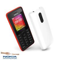 Nokia 106 2g Con Linterna Radio Fm Juegos Java Basico Libre