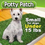 Tapete Para Perros Potty Patch Baño Orinal **todo En Tv**