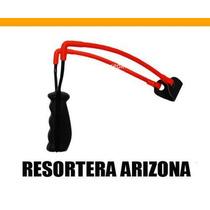 Cauchera Resortera Arizona Dispara Bolas D Paintball Balines