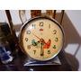 Antiguo Reloj Despertador De Gallinita (no Funciona)