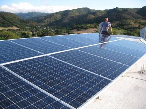 Paneles Solares, Energía Solar, Kit Solar, Poste Solar Led