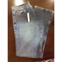Jeans Tommy Hilfiger Hombre 100% Originales Custom Straight
