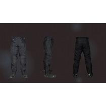 Pantalón Para Motociclista Antifricción