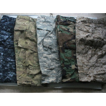 Pantalónes Camuflados Us Army Originales Made In Usa Todaref