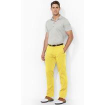 Pantalones Drill Clasic Polo Ralph L. Hombre.