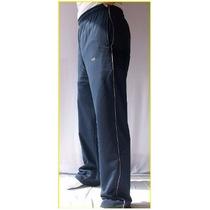 Pantalón Sudadera Hombre S M L Xl Colores:negro Azul Gris