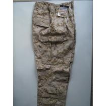 Pantalón Camuflado Militar Us Army Marine Desierto Digital
