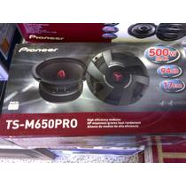 Medios Pioneer Ts-m 650pro Competicion Spl