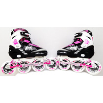 Espectaculares Patines Chicago 90mm!! Originales!
