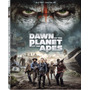 Blu-ray Original Dawn Of The Planet Of The Apes Envío Gratis