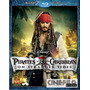 Pirates Of The Caribean: On Stranger Tides - Bluray + Dvd