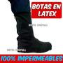 Botas Impermeables Motociclista