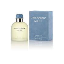 Perfume Locion Dolce Gabbana Light Blue 125 Ml Hombre