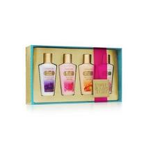 Perfumes Victoria Secret Loción De 4 Piezas Set De Regalo T
