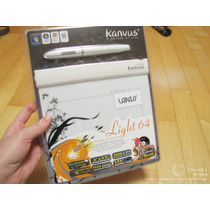 Tableta Grafica Kanvus Light 64 Nueva En Blister