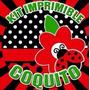 Kit Imprimible Mariquita Coquito Fiesta Torta Cumpleaños