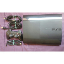 Consola Playstation 3 Super Slim - Ps3 . Modelo 4001b