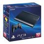 Playstation 3 Super Slim 500gb 3d +25 Juegos+10 Bluray Movie