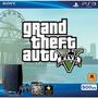 Playstation 3 Ps3 500 Gb Grand Theft Auto V Bundle