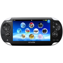 Ps Vita Wifi Pantalla Tactil Camara Original Ar Card