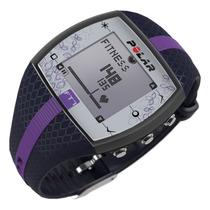 Reloj Polar Ft7 Azul Oscu Lila Monitor De Frecuencia Cardiac