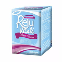 Rejuvitale Collagen Enhance 60 Softgels, Colageno Mejorado
