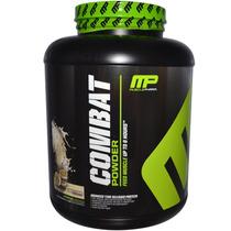 Combat Powder X4 Lbs De Muscle Pharm. Proteina De Liberacion