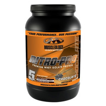 Nitro Pro Advanced X 5lb Whey Protein Formula