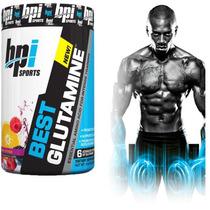 Glutamina Bpi 6 Tipos De Glutamina Super Portente, Musculo