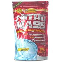 Nitro Mass 2 Libras Proteina Whey Protein Envio Gratis