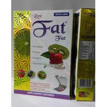 Bye Fat Fat Quemador De Grasa Controla Ansiedad