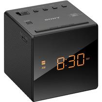 Radio Reloj Sony Despertador Am Fm Garantia