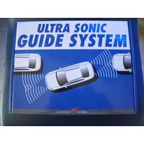 Sensor Con Indicador De Pito Marca Ultra Sonic Guide Sistem