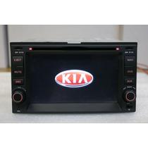 Equipo Dvd Gps Original Kia Sportage Fq/carens/sorento Furia