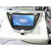 Radio Original Dvd Gps Hyundai Elantra I35 + Camara De Rever