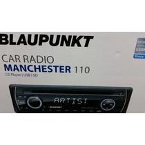 Radio Cd Usb Sd Marca Blaupunkt Manchester 110