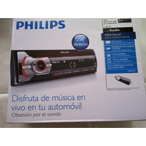 Philips Cem-2101 Radio De Usb, Cd Mp3 Aux