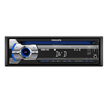 Radio Para Carro Philips Ced 110 Dvd, Pto Usb, Desmontable