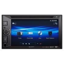 Radio Para Carro Sony Xa-65 Receptor De Dvd Doble Din Usb