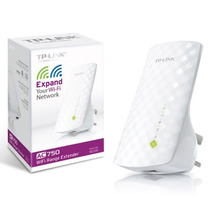 Repetidor De Señal Wifi Banda Dual Ac 750mbps Tp-link Re200