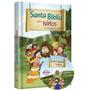 Santa Biblia Para Niños + Dvd