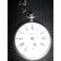 Reloj Antiguo Marchand & Sandoz Vendo O Permuto