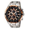 Reloj Casio Edifice Ef 539 Crono Acero Hombre 100% Original