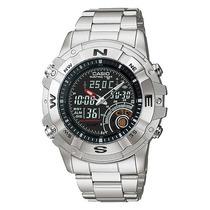 Reloj Casio Amw 705 704 703 Acero Hombre Horas De Caza-pesca