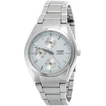 Reloj Casio Hom. Mtp 1191 Calendario Enviogratis Grtia5 Años
