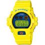 Reloj Casio G-shock-dw-6900pl-9dr-amarillo