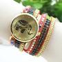 Reloj De Hermoso Diseño Para Niña Dama Mujer Joven Real